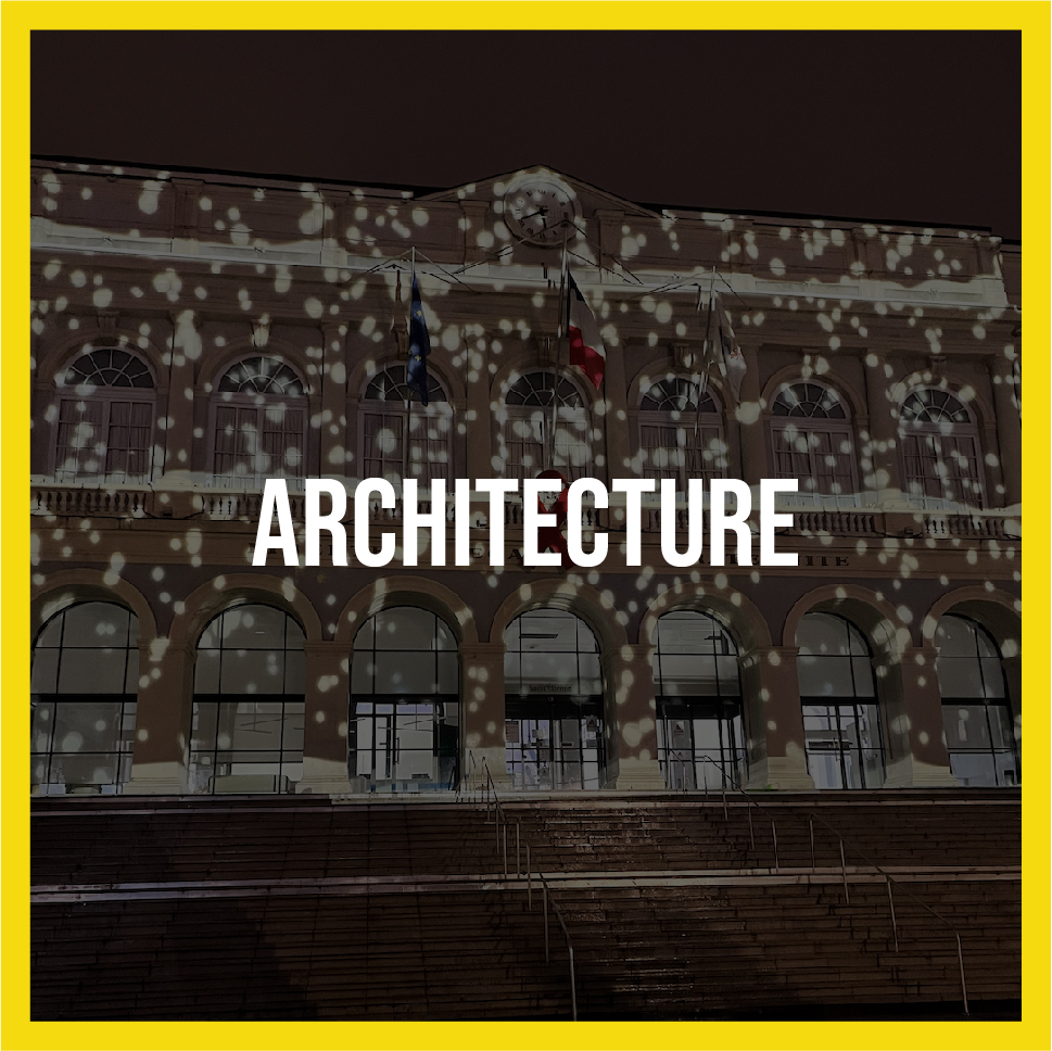 Architecture - mapping vidéo