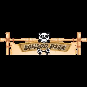 Nouveau logo de Doudoo Park réalisé par Lightlab.io