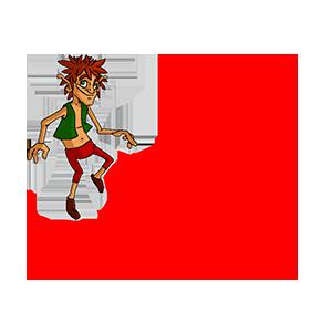 Nouveau logo de Forez Aventure réalisé par Lightlab.io