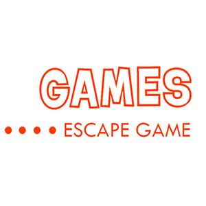 Nouveau logo de Game Escape réalisé par èè Lightlab.io
