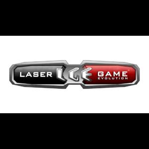 Nouveau logo Lasergame réalisé par Lightlab.io
