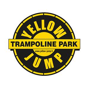 Création du logo de Yellow Jump par Lightlab.io