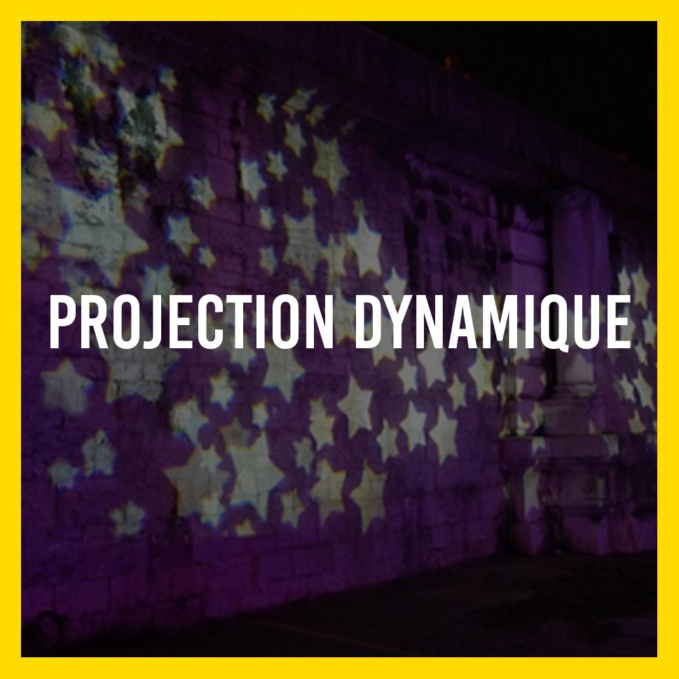 Projection Dynamique par Lightlab.io